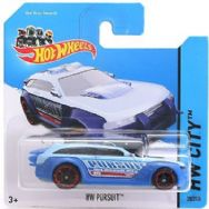 Hot Wheels 20/250 - HW Pursuit Diecast Car - HW City